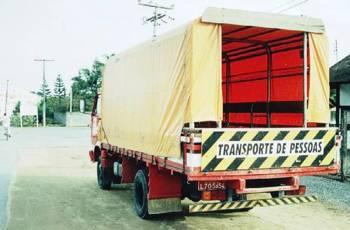 transporte precario